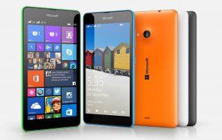 MOdelos de celular com Windows Phone