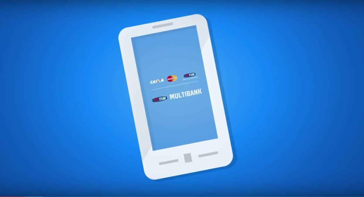 Iustração do Multibank Tim Caixa
