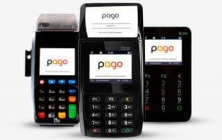 máquinas de cartão Pago