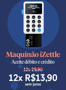 Campanha Maquinão iZettle