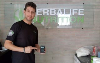 Marcelo Herbalife Payleven Mais