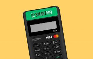 Máquina de cartão Smart MEI