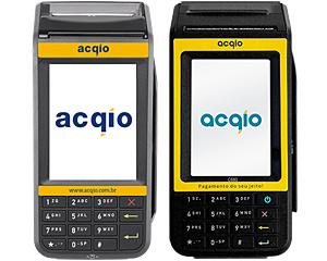 Máquinas Acqio C680 e VX685