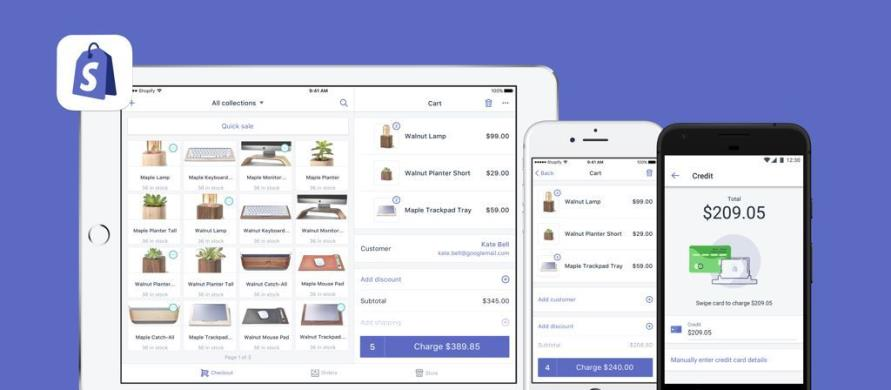app Shopify POS