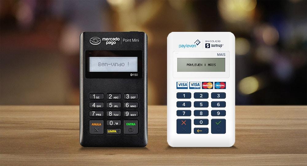Payleven e Mercado Pago Point Mini