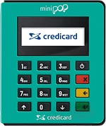 Mini Pop Credicard