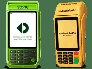 Stone e Moderninha Pro