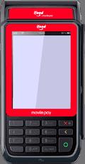 Máquina de cartão iFood Ultra