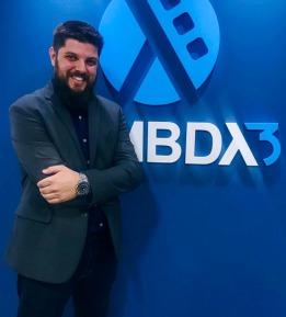 Diego Nogare, Chief Data Officer da Lambda3