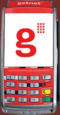 Getnet GPRS 3G dual chip