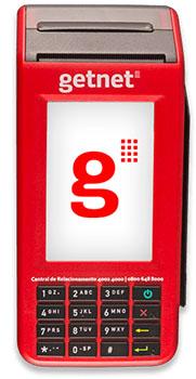 Máquina de Cartão Getnet 3G Wi-Fi