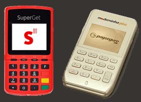 Superget com Chip e Moderninha Plus
