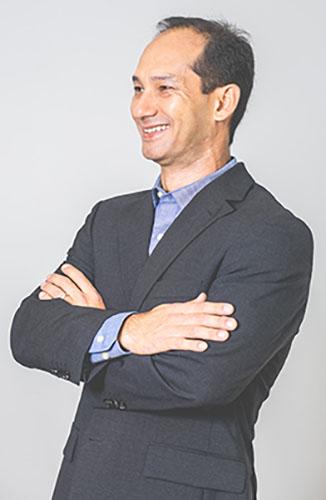 Eduardo Casmmamie, diretor Insert Payments