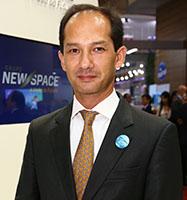 Eduardo Casmamie, diretor da Insert Payments, grupo New Space