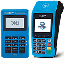 Mercado Pago Point Mini Chip e Pro