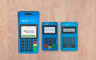 Maquininhas de cartão Mercado Pago Point