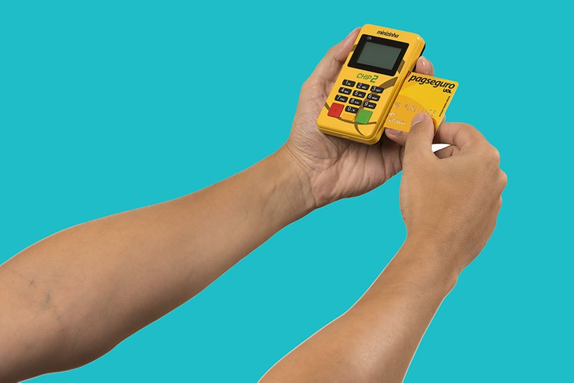 Minizinha Chip 2 e Cartão Pré-Pago