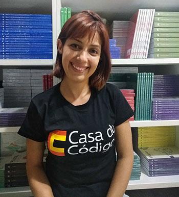 Regiane Nunes - Casa do Código