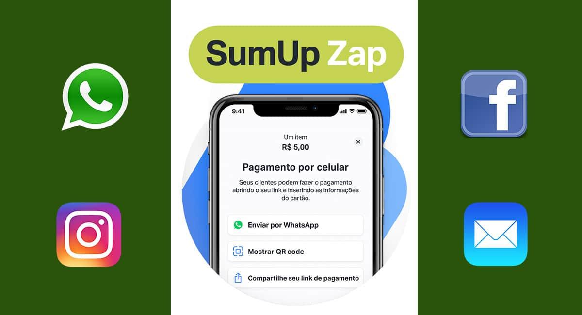 Link de Pagamento SumUp Zap