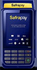 SafraPay com Bobina