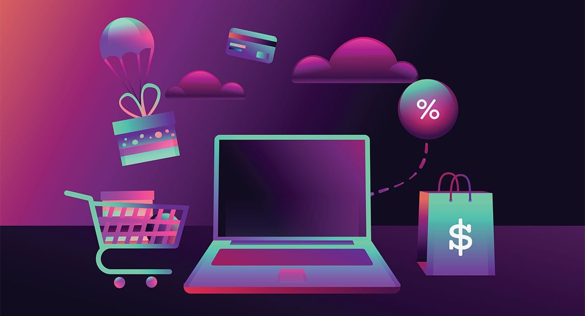 Processo de venda online dropshipping