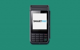 Máquina de cartão SmartPay