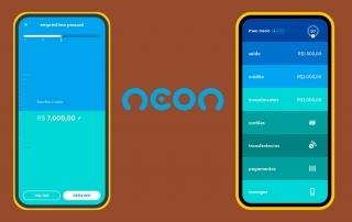 Conta digital Neon