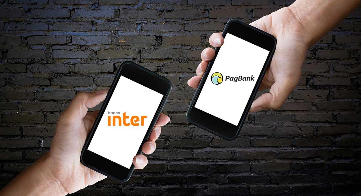 PagBank ou Banco Inter