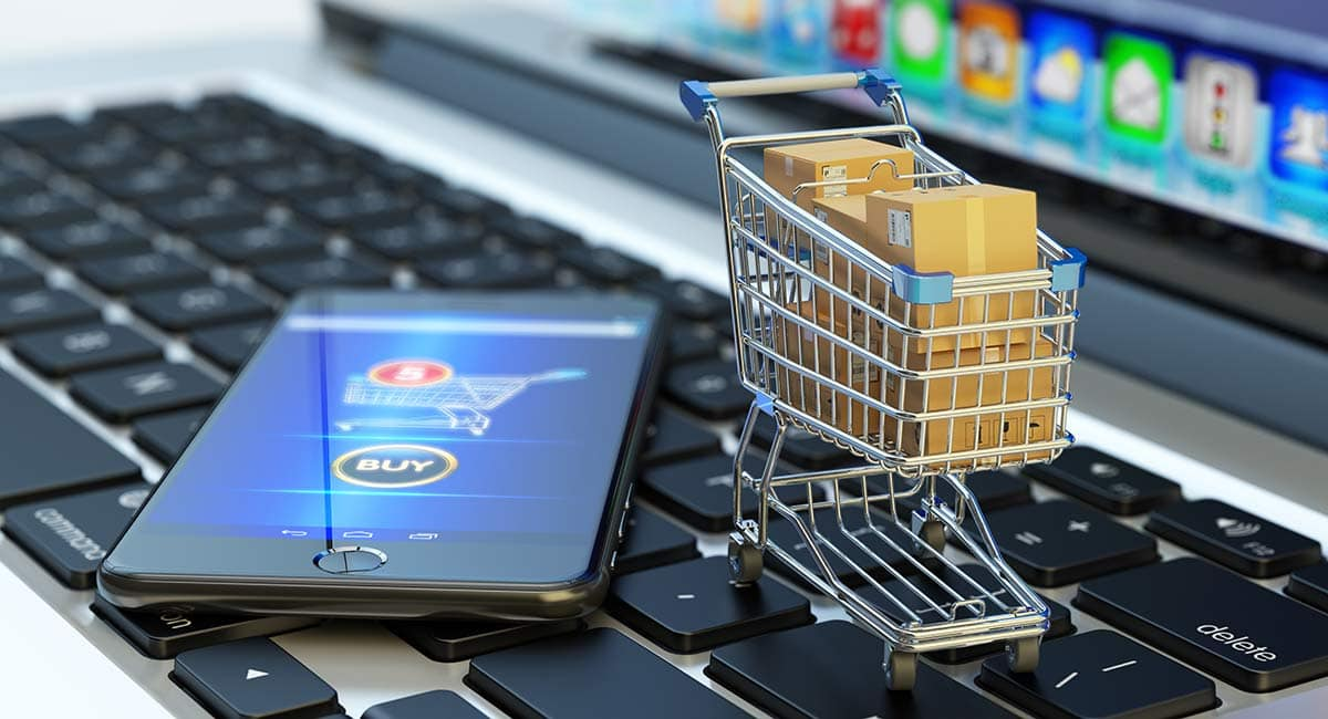 E-commerce ou loja virtual