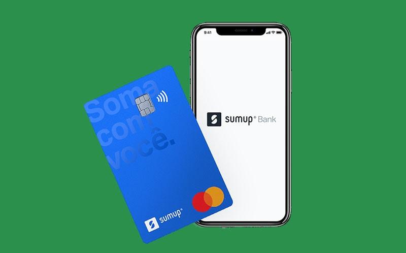 SumUp Bank e cartão pré-pago