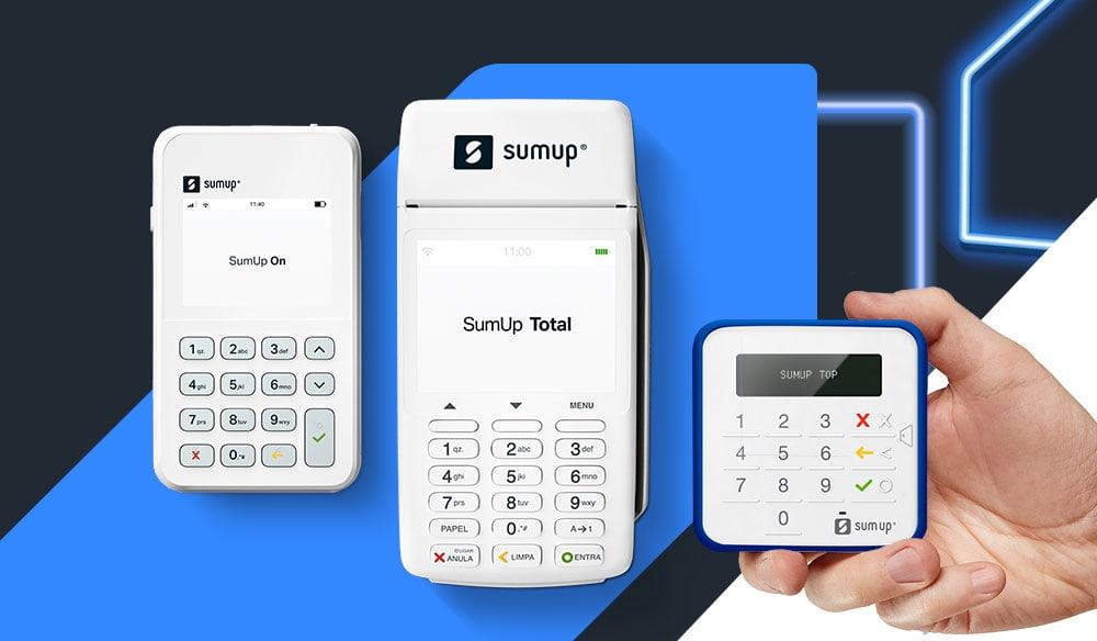 Maquininhas de cartão SumUp