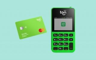 Stone Ton T2+ e cartão pré-pago