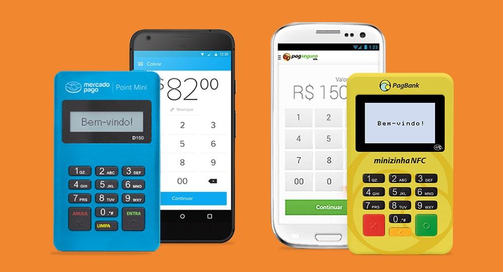 Mercado Pago Point Mini e Minizinha NFC