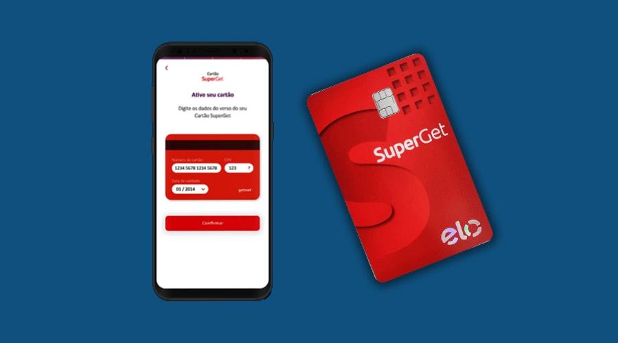 SuperGet Cartão Pré-pago e App