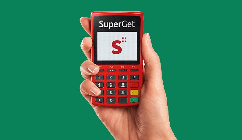 Superget com Chip