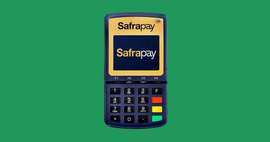 SafraPay Sem Bobina 3G