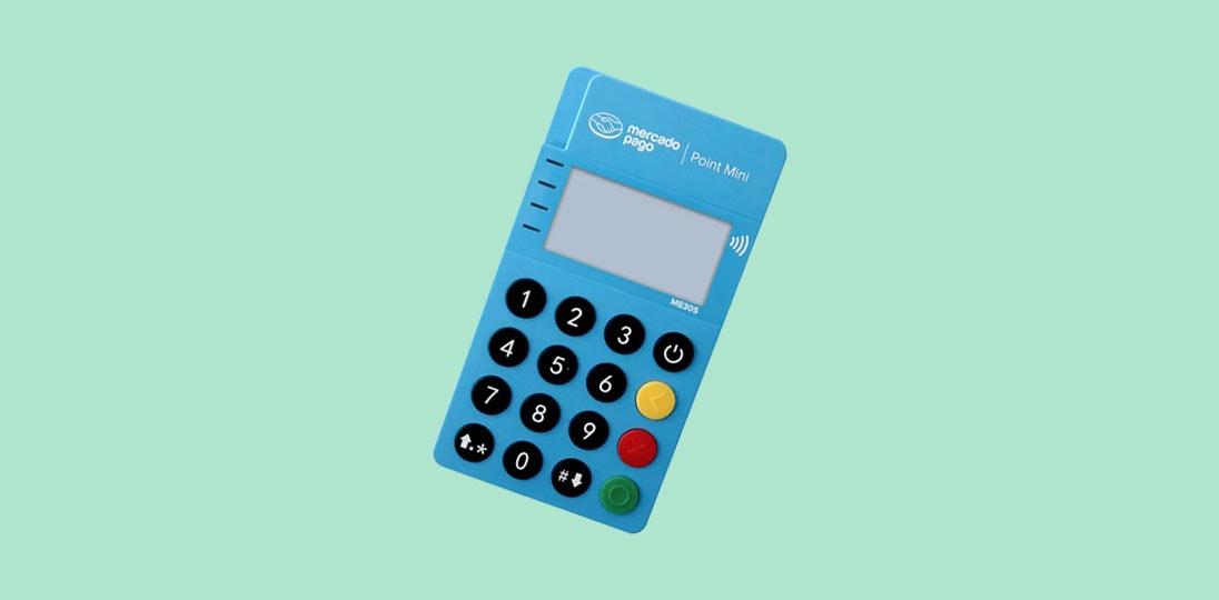 Mercado Pago Point Mini com NFC