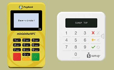 Minizinha NFC ou SumUp Top
