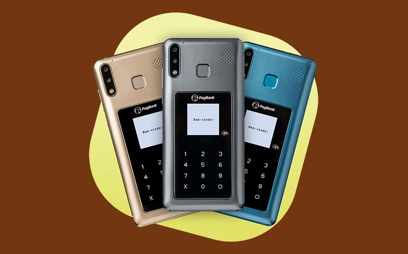 Cores do PagPhone