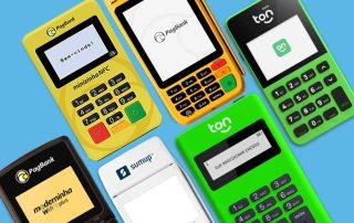 Moderninhas Wifi Plus e Pro, Minizinha NFC, Ton T1 e T2+