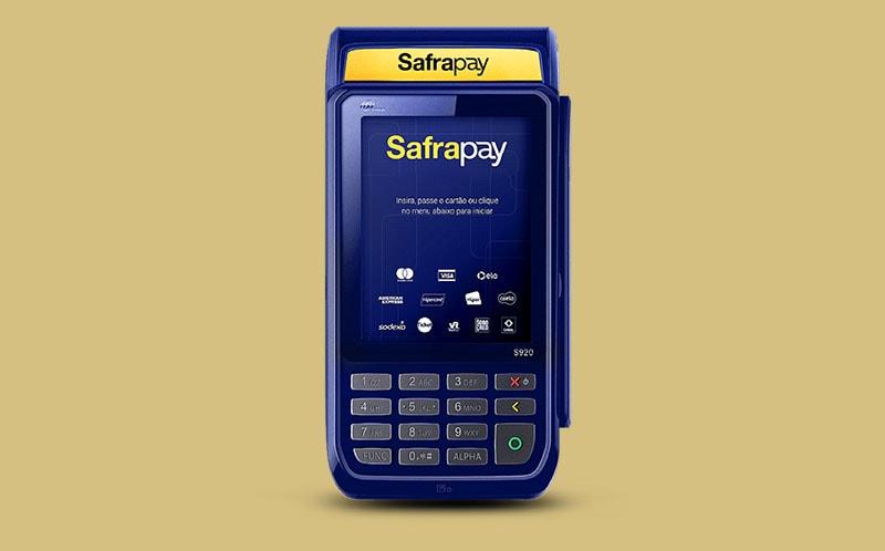 SafraPay Com Bobina 3G