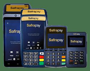 Máquinas de cartão SafraPay