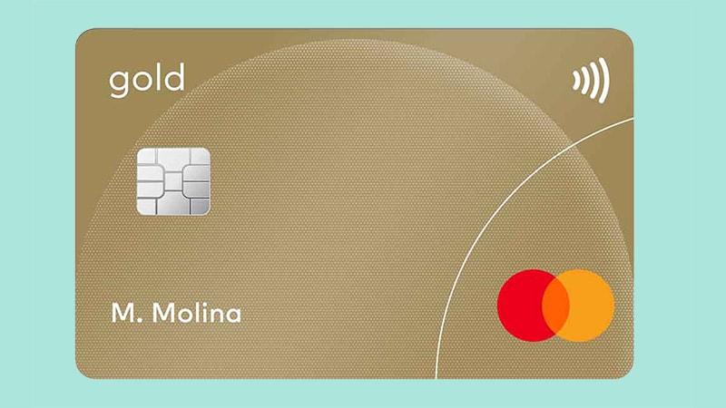 Cartão Mastercard Gold