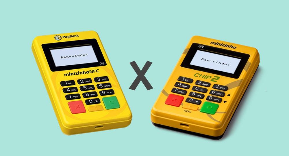 Minizinha NFC ou Minizinha Chip 2