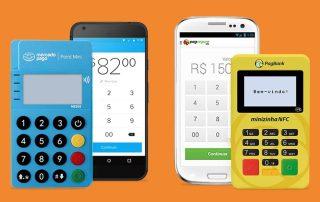 Mercado Pago Point Mini com Nfc ou Minizinha NFC